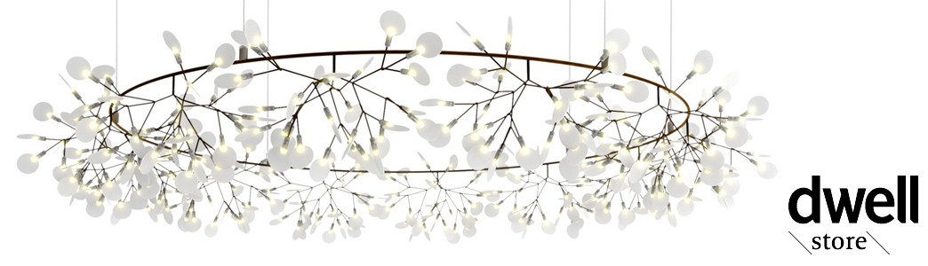 Dwell Store Big O Chandelier