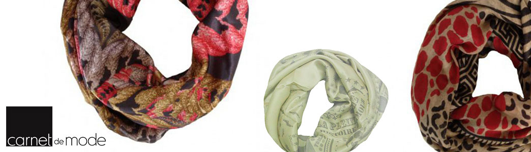 Crarnet de Mode scarfs