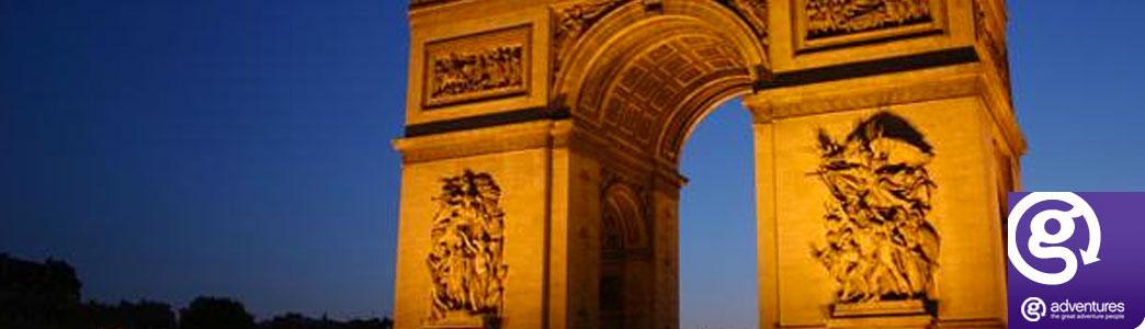 G Adventures Paris 2