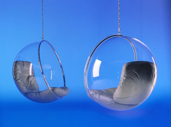 Bubble Chair by Eeero Arnio