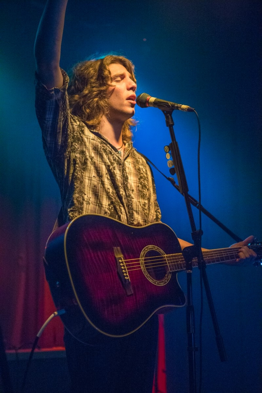 Jesse Kinch Closes in on His Dream