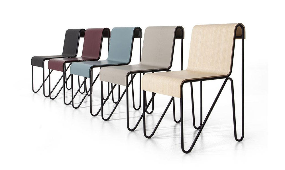 Beugel chair by Cassina