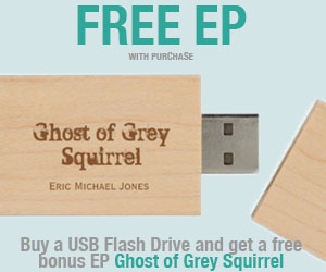 Free EP Ghost of Grey Squirrel