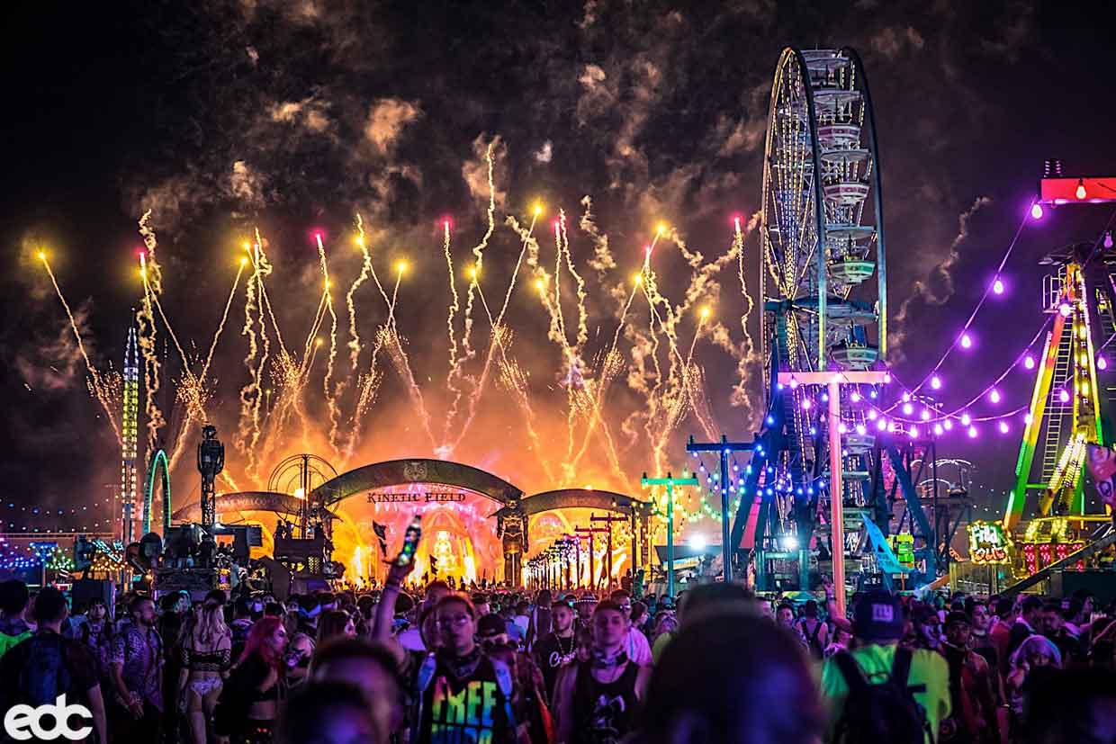 Electric Daisy Carnival (ADC) in Las Vegas