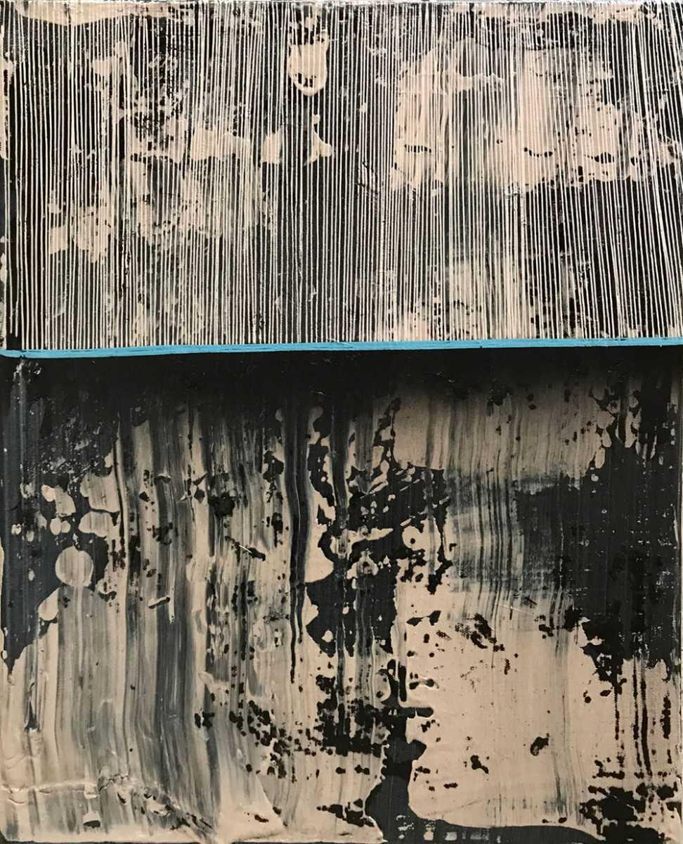 Tribe - paintings by Nano Rubio