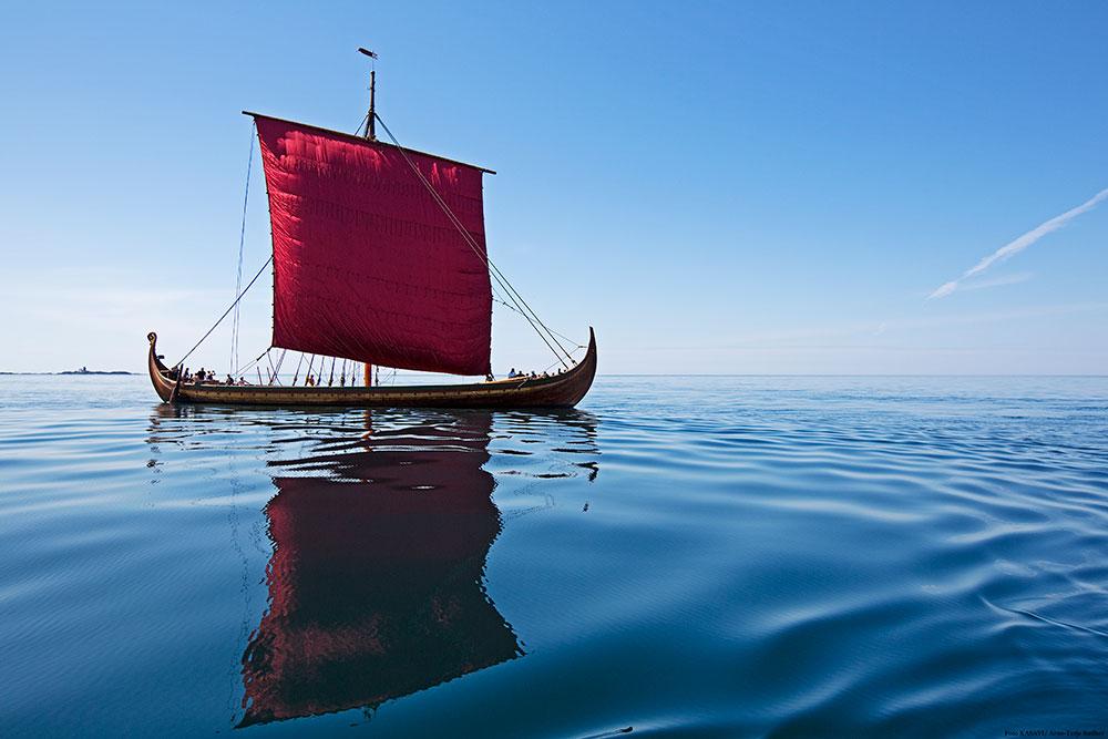 Vikings Sail Again