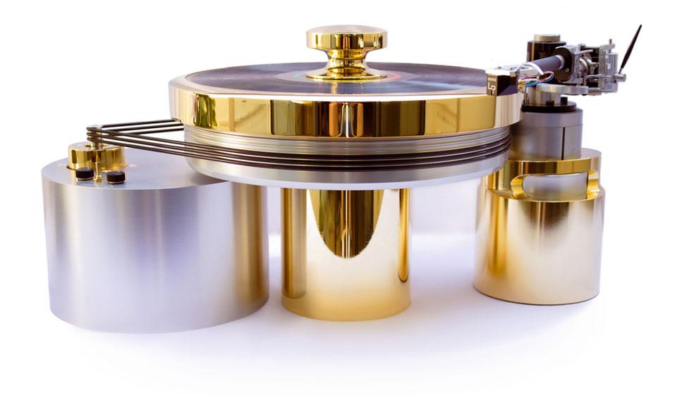 Round Magazine - Expensive turntables