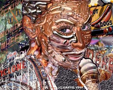 Laurence Gartel - Eclectic Avenue